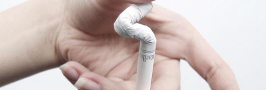 Smettere di fumare una corrente di ora di video